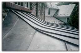 Изграждане и ремонт на покриви от оловни листа и оловни керемиди. - Олопласт груп - Пирдоп